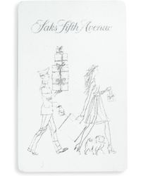 Saks Fifth Avenue - Saks At Your Service Gift Card - Lyst