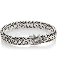 John Hardy - Sterling Silver Bracelet - Lyst