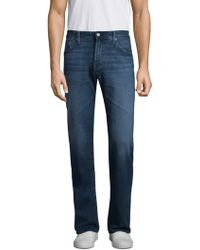 AG Jeans - Eight Years Tailored Leg Slim Jeans - Lyst