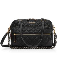 MZ Wallace - Quilted Black Crosby - Lyst