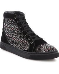Louis Leeman - High-top Sneakers - Lyst