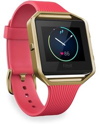 Fitbit - Blaze, Special Edition - Lyst