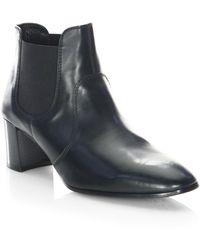 Pedro Garcia | Xelo Leather Chelsea Boots | Lyst