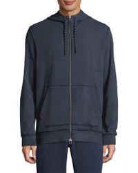 Surfside Supply - Brushback Hooded Jacket - Lyst