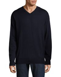 Peter Millar - V-neck Jumper - Lyst