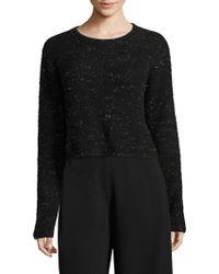 Public School - Sana Speckled Wool Knit Sweater - Lyst