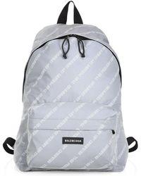 Balenciaga - Power Explorer Backpack - Lyst