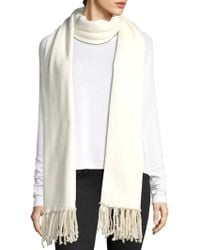 Donni Charm - Poodle Long Scarf - Lyst