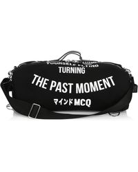 McQ - Graphic Gym Bag - Lyst