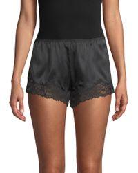 Natori - Sleek Tap Shorts - Lyst