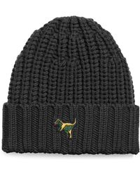 COACH - Knitted Cashmere Beanie - Lyst