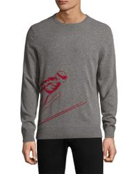 Bonobos - Skier Crewneck Sweatshirt - Lyst