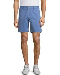 Bonobos - Blue Stretch Washed Chino Shorts - Lyst