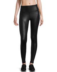 HPE - High-waist Glimmer Leggings - Lyst