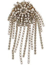 Dries Van Noten - Fringe Brooch - Lyst