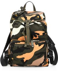 Valentino   Multi Army Backpack   Lyst