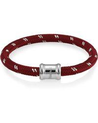 Miansai - Sterling Silver Single Casing Bracelet - Lyst