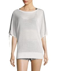 Blanc and Noir - Sea Breeze Jumper - Lyst