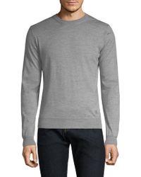 Corneliani - Long-sleeve Wool Sweater - Lyst