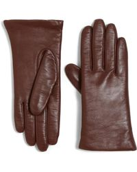 Grandoe | Tech Leather Gloves | Lyst