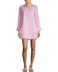 Vineyard Vines - Floral Tunic Coverup - Lyst