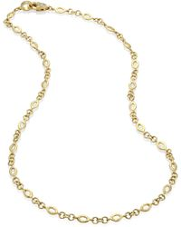 Jordan Alexander - Diamond & 18k Yellow Gold Marquis Chain Necklace - Lyst
