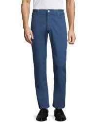 Ferragamo - Straight Jeans - Lyst