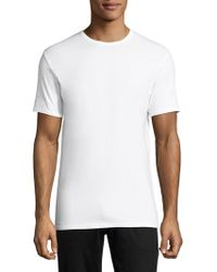 CALVIN KLEIN 205W39NYC - 2-pack Stretch Cotton Tee - Lyst