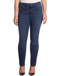 NYDJ - Skinny Legging Jeans - Lyst