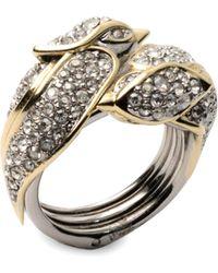 Alexis Bittar - Love Bird Secret Ring - Lyst