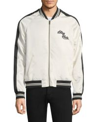 The Kooples - Embroidered Jaguar Track Jacket - Lyst