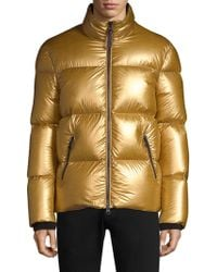 Mackage - Other Metallic Puffer Coat - Lyst