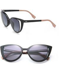 Fendi - Cat's-eye 51mm Sunglasses - Lyst