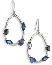 Ippolita - 925 Rock Candy Gelato Semi-precious Multi-stone Drop Earrings - Lyst