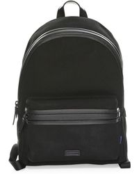Uri Minkoff - Men's Paul Textured Backpack - Black - Lyst