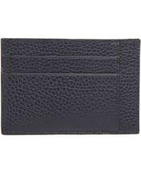 Saks Fifth Avenue | Leather Bi-color Card Case | Lyst
