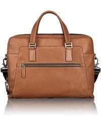Tumi Vernon Leather Briefcase