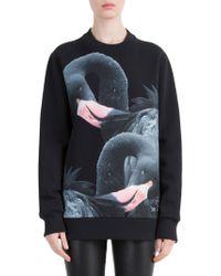 Givenchy - Flamingo Sweatshirt - Lyst