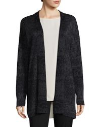 Eileen Fisher - Long Sleeves Cardigan - Lyst