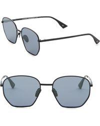 Le Specs - 55mm Ottoman Sunglasses - Lyst