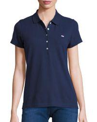 Vineyard Vines - Shoreline Pique Polo Shirt - Lyst