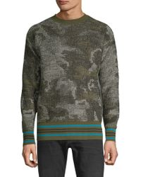 DIESEL - Kint With Camouflage Pattern - Lyst