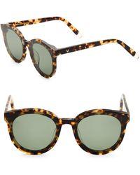 c1aab087994b Gentle Monster - Black Peter 55mm Cat Eye Sunglasses - Lyst