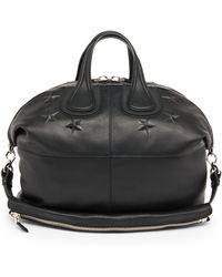 Givenchy - Embossed Star Nightingale Bag - Lyst