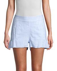 Vineyard Vines - Resort Stripe Flounce Shorts - Lyst
