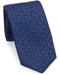 Charvet - Foliage Silk Tie - Lyst