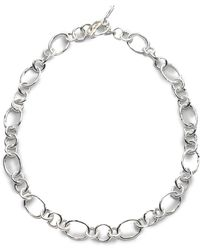 Ippolita - Glamazon Sterling Silver Chain Necklace - Lyst