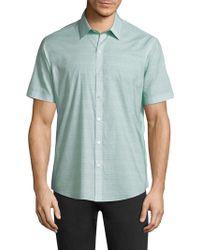 Zachary Prell - Nolan Woven Shirt - Lyst