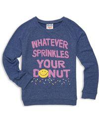 Junk Food - Girl's Whatever Sprinkles Tee - Lyst