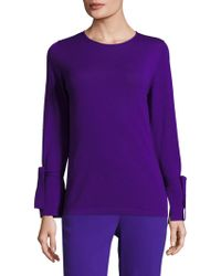 ESCADA | Spunta Wool Sweater | Lyst